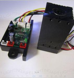 Image 3 - Siêu Laser Ổn Định 200 MW 532nm Xanh Laser Mô Đun Pha RGB Laser Đầu Module Diode Laser TTL DC 12V Luces Lazer Bóng Đèn