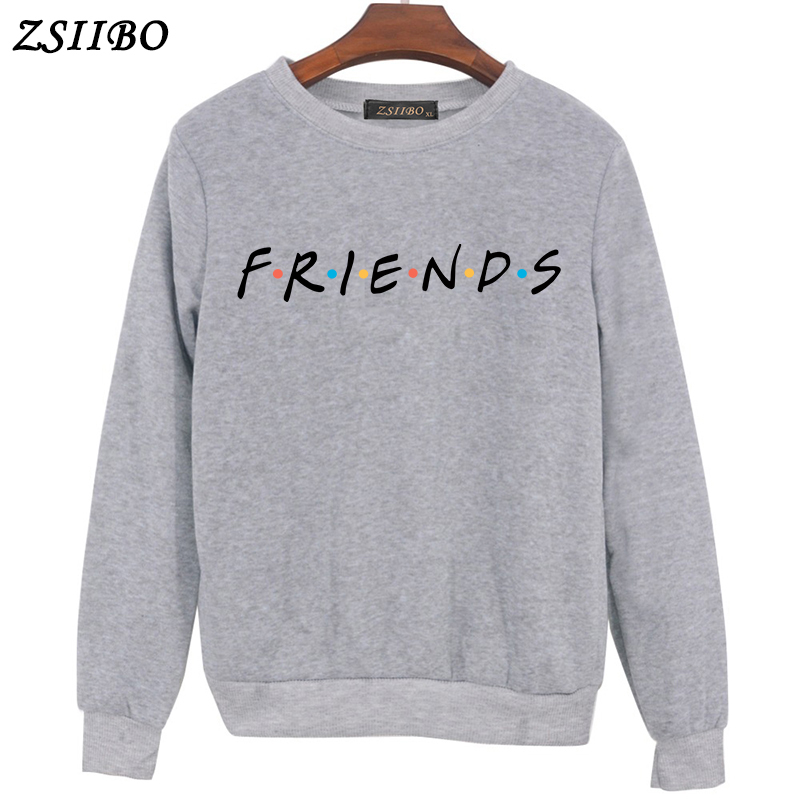 HTB1cvk0KXOWBuNjy0Fiq6xFxVXaD - FRIENDS Letter Print Women Hoodies Sweatshirt Winter Autumn Thicken Harajuku Sudaderas Mujer Long Sleeve Pullovers drop shipping