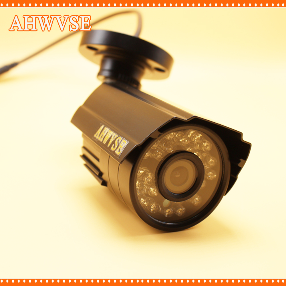 AHWVSE Video Surveillance Security Indoor Outdoor Color IR Night vision IR Bullet Camera 1200TVL PAL/NTSC цена и фото