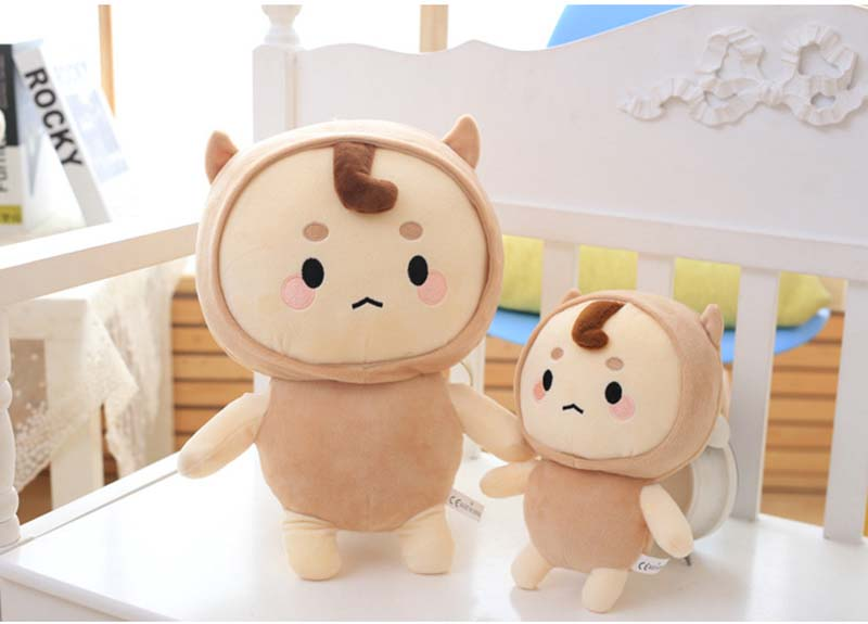 20-55cm Korea Drama Goblin Plush Dolls God Alone and Brilliant Soft Cute Animal Stuffed Ghosts Doll Toys Birthday Gifts For Kids Lover (9)