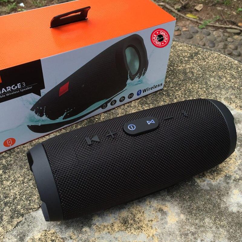 Portable En Plein Air Bluetooth haut-parleur Bluetooth Sans Fil haut-parleur double Subwoofer basse Étanche applicable à pour JBL téléphone PC