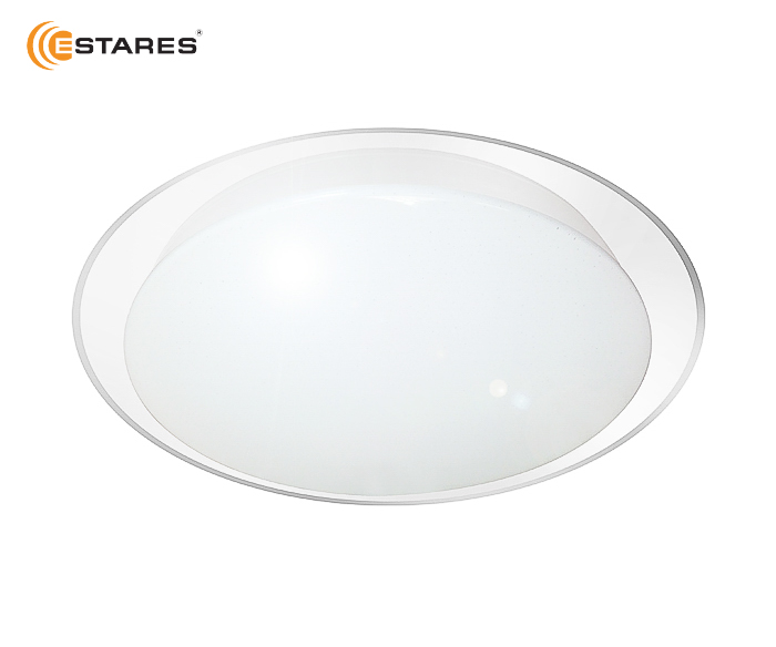 ESTARES Saturno nuevo moderno cambio de Color LED luces de techo Control remoto inteligente 60 W