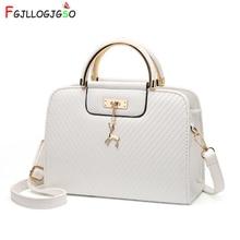 FGJLLOGJGSO ใหม่ 2019 Lady Tote กระเป๋าถือหรูผู้หญิงออกแบบกระเป๋า Crossbody สำหรับกระเป๋า Messenger ผู้หญิงกระเป๋าสะพายกระเป๋าถือผู้หญิง