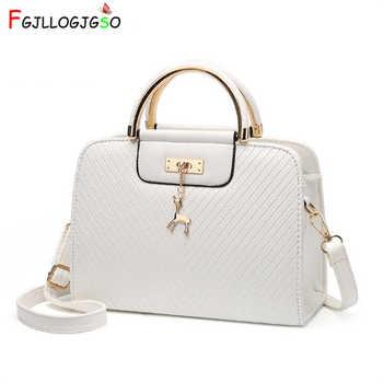 FGJLLOGJGSO New 2019 Lady tote luxury handbags women bags designer crossbody bags for women messenger shoulder bag women handbag - DISCOUNT ITEM  60% OFF All Category