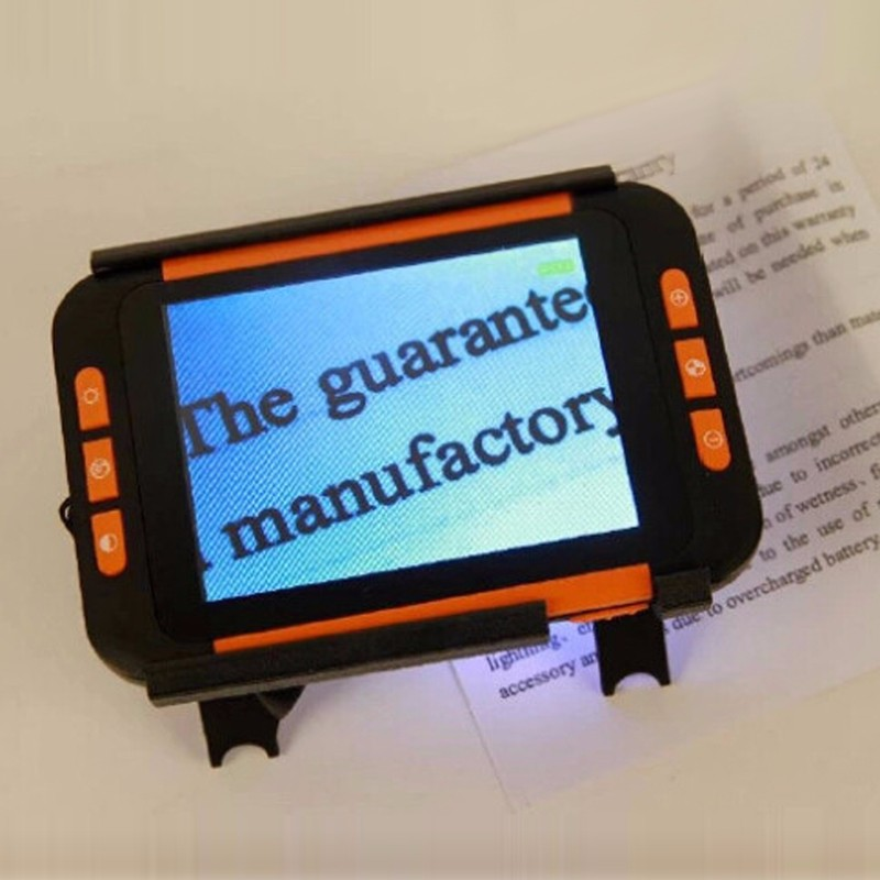 Portable magnifier Electronic Video Magnifier Portable 3.5