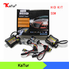 1 Pair CANBUS HID Xenon Kits Car Headlight Slim Ballast Xenon Bulb Ballast Conversion H1 H3 H7 H8/H9/H11 880/881 9005 9006