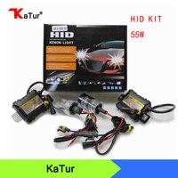 1 Pair CANBUS HID Xenon Kits Car Headlight Slim Ballast Xenon Bulb Ballast Conversion H1 H3