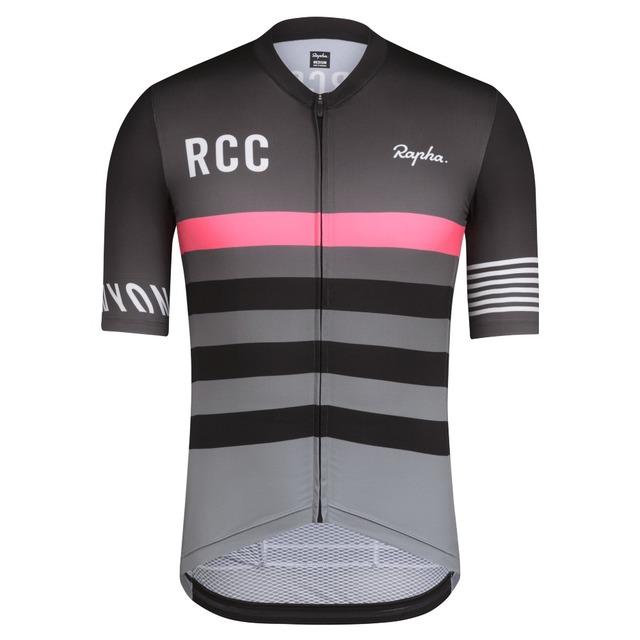 limited edition RCC pro team aero cycling jersey short sleeve clourburn cycling gear free shipping