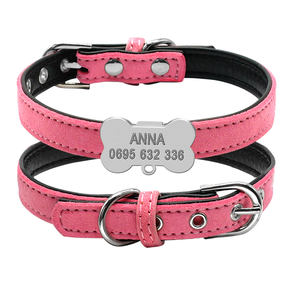 custom pet collar / custom pet tags