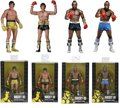 NECA Rocky III ROCKY BALBOA CLUBBER LANG 40th Anniversary PVC Action Figure Collectible Modelo Toy 18 cm KT2624