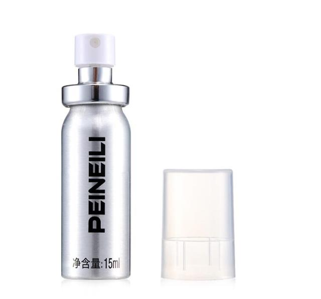 Peineili Sex Delay Spray for Men Male External Use Anti Premature Ejaculation Prolong 60 Minutes penis enlargment pills