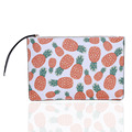 Fashion Designer Women Handbag Strawberry Fruit Printing Clutch Bag PU Leather Lovely Evening Party Bags Bolsas Feminina