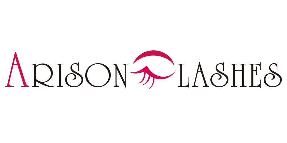 Лого бренда Arison Lashes из Китая