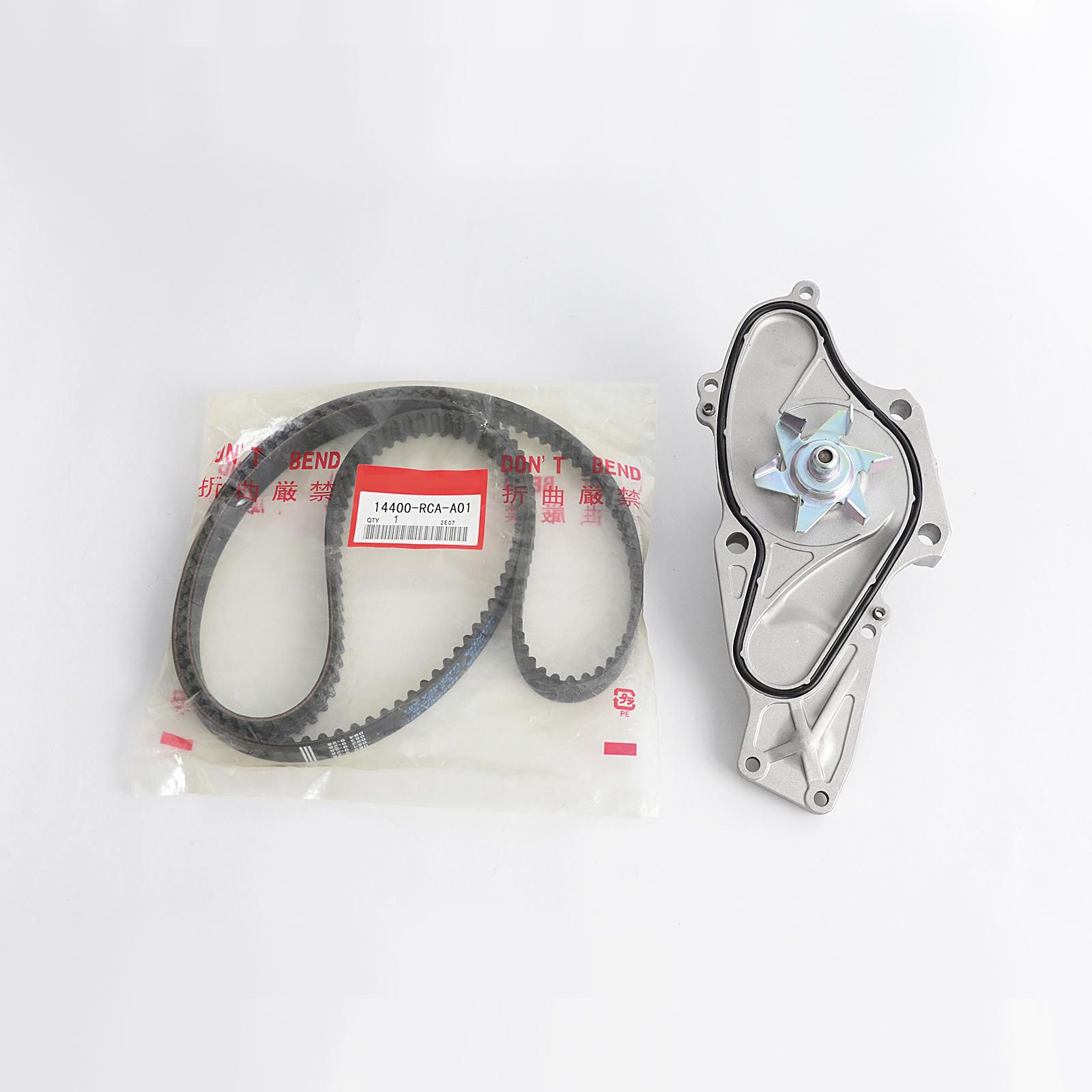 GENUINE/OEM TIMING BELT & WATER PUMP KIT FOR HONDA/ACURA
