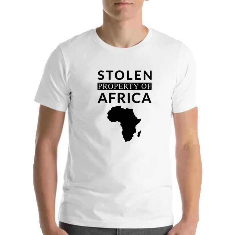 2018 Nieuwe Afrikaanse Kleding Hip Hop Mannen T-shirt Streetwear Wit Zwart Heren Kleding Katoen Afdrukken Tshirt Mannen Poleras Hombre