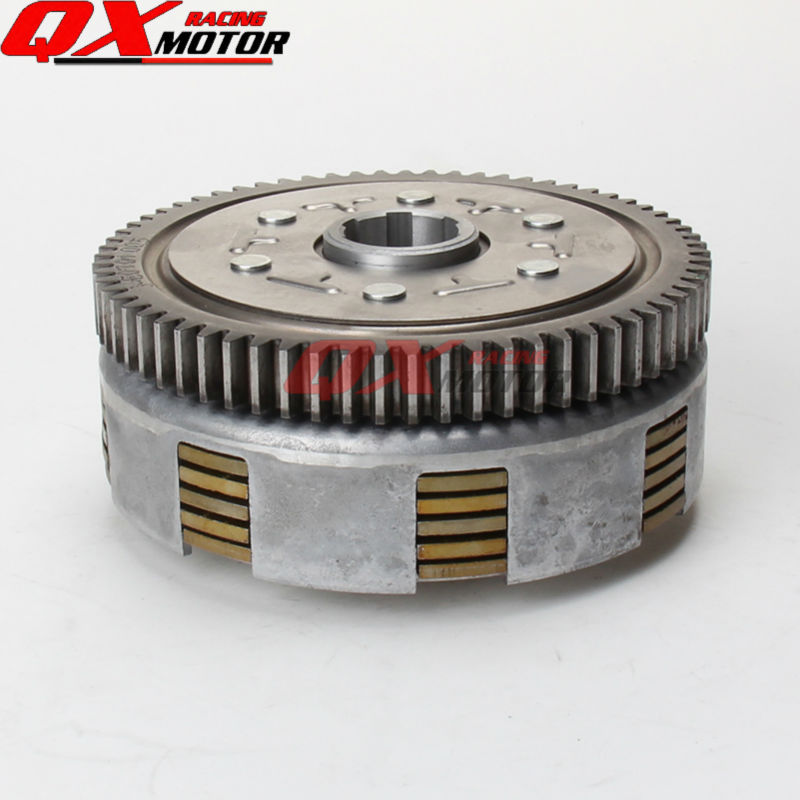 Yinxiang YX 150 160 cc Engine Clutch Assembly Oil cooled Engine Parts For Chinese Kayo Apollo Bse Xmotos Dirt bike Pit Bike цена
