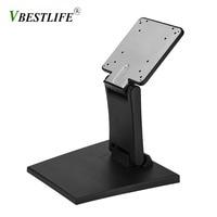 Bracket for TV Stand Desk Bracket Mount Stand Holder Base for 10 24 Inch Flat LED LCD Monitor Screen
