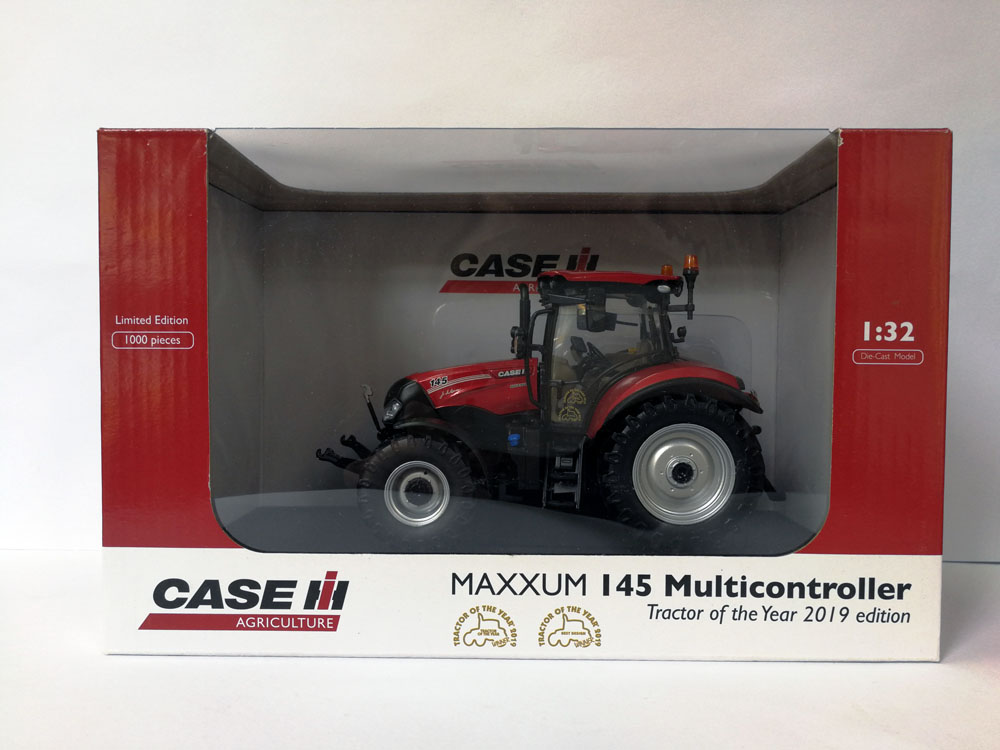 UH5386 1:32 чехол IH MAXXUM 145 трактор года