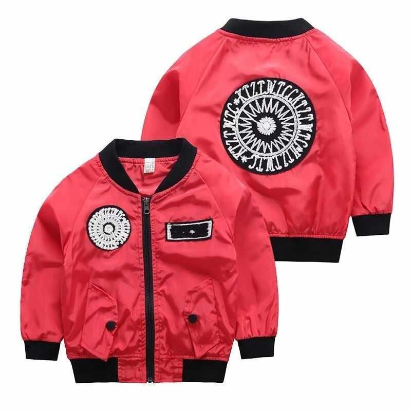 MESOLO/Свободное пальто; Осенняя детская одежда; детская куртка; Верхняя одежда без подкладки; детская бейсбольная куртка; k1