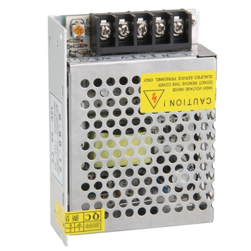 60W Switching Switch Power Supply Driver for LED Strip Light DC 12V 5A
