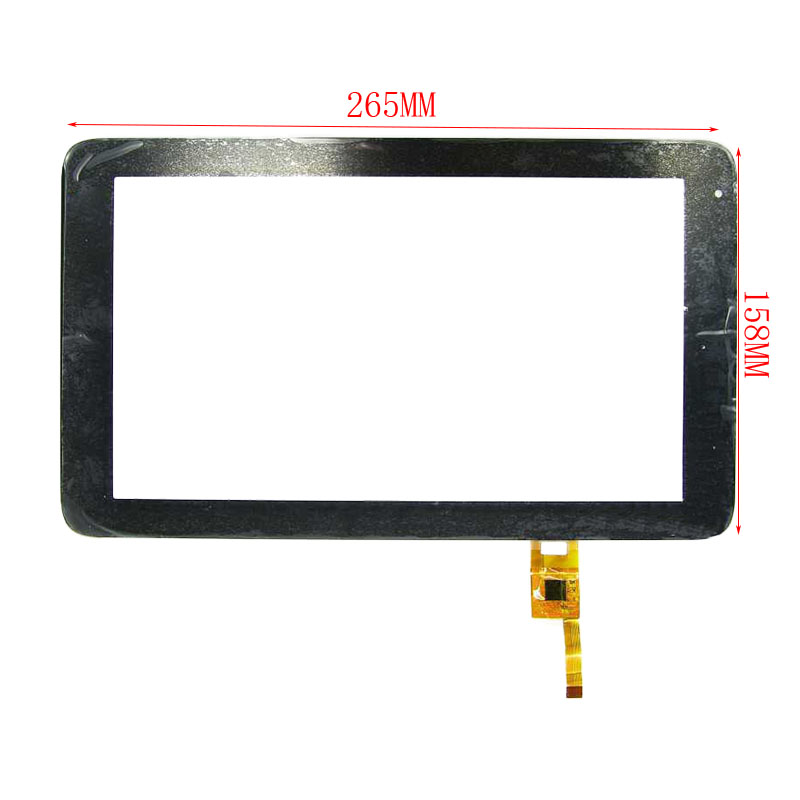 New 10.1 inch For Archos Arnova 10d G3 Tablet Touch screen Panel Digitizer Glass Sensor replacement Free shipping blue in stock new for 10 1 archos 101c copper tablet touch screen digitizer sensor glass replacement parts free shipping