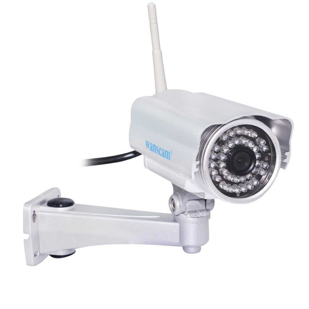 ФОТО Wanscam HW0022 HD 720P 1.0 Megapixel  IP Camera H.264 Wireless Wifi IR Night Vision Web Camera Waterproof