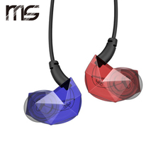 free shipping mobile phone general ear sports earphone type with earphones running  heavy bass