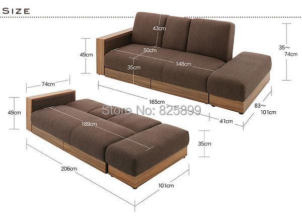 Modern Design Sofa Bed
