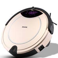Лидер продаж TOCOOL 450 беспроводной пульт дистанционного Управление робот пылесос Smart Автоматическая многофункциональная подметания уборка м