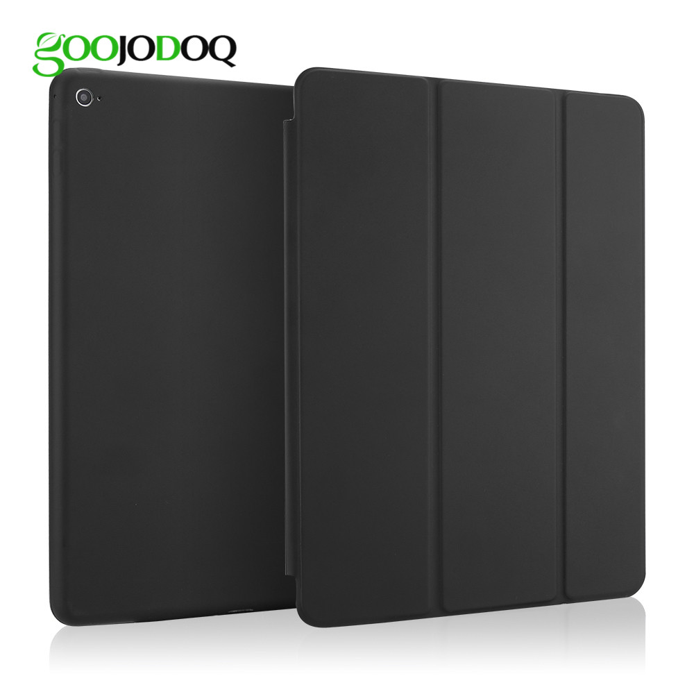 Official Original 1:1 Slim Smart Case for ipad air 1 Leather Ultra Thin Stand Cover for Ipad air 2 for Ipad 5 6 Sleep / UP A1920