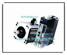 New original ASD-B2-1021-B+ECMA-E21310RS 130mm 220v 1kw 4.77NM 2000rpm 17bit Delta AC servo motor&drive kit& cable
