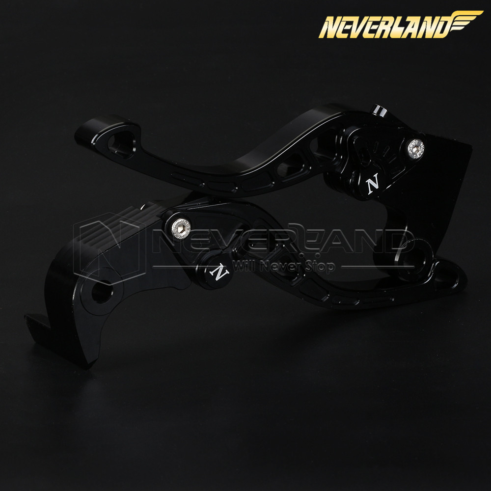CNC Short Motorcycle Adjustable Clutch Brakes Levers For Honda CBF 1000/A CB 1100/GIO Special 2013 Motorbike Clutch Levers D25 9 color motorcycle cnc brake clutch levers blade for honda cb1100 gio special 2013 2014 2015 cbf1000 a 2010 2011 2012 2013