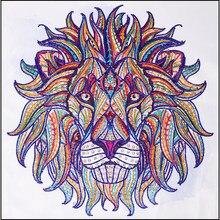 Boyama Elmas Aslan Kral Ucuza Satın Alın Boyama Elmas Aslan Kral