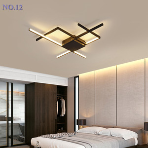 Image 5 - Modern led ceiling chandelier for living room bedroom dining Study room Aluminum led Lustre DIY Chandelier lamp fixtures