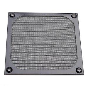 Image 2 - 120 มม.PC พัดลมระบายความร้อนกันฝุ่นฝุ่นละอองอลูมิเนียม GUARD