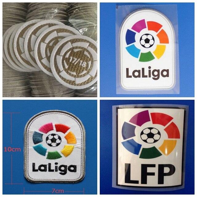 a3f34e22a Embroidery New La Liga LFP champion patch Print patches badges