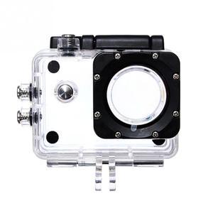 Image 2 - جديد في الهواء الطلق الرياضة عمل كاميرا واقية صندوق تحت الماء مقاوم للماء الحال بالنسبة SJCAM SJ4000 SJ4000 واي فاي زائد Eken h9