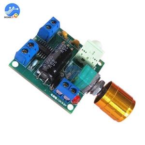 Image 2 - PAM8406 Digital Amplifier Board DC3 5V 6W+6W Stereo Class D Dual Channel AMP Audio Speaker Sound Board Volume Control