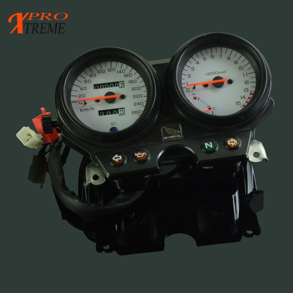 цена на Motorcycle Tachometer Odometer Instrument Speedometer Gauge Meter For Honda Hornet CB600 600 1996 1997 1998 1999 2000 2001 2002