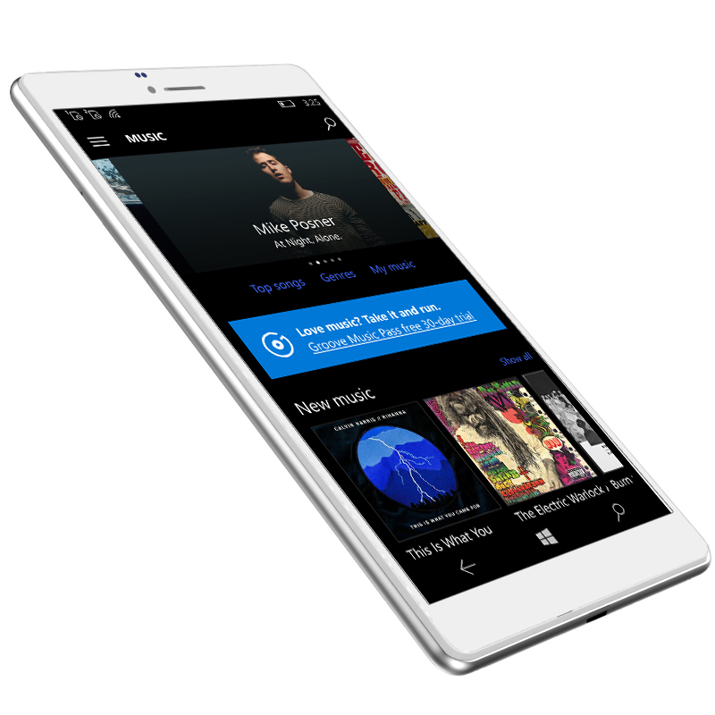 "6.98"" AlldoCube T698 WP10 Mobile 4G Phone Call Tablet PC Windows 10 2GB 16GB Qualcomm MSM8909 Quad-core 2 SIM BT OTG GPS 5.0MP 1"