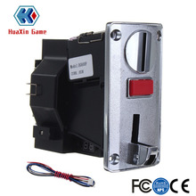 DG 600F Electronic Multi-Coin Acceptor Vending hine CPU Coin Selector Currency Control Board Kit