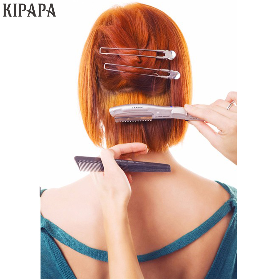 New Hair Scissor Hairate Ultrasonic Hot Vibrating Razor with Razor Blades for for Hair Cut & Styling Avoid Split Ends queen free shipping by hk post mail ultrasonic hot vibrating razor for hair cut human hair extension remy hair beauty salon