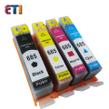 685 Compatible ink cartridge for HP 685 Re-Manufactured for Inkjet Printers 4615 3525 4615 6525 5525 4625 With a permanent chip