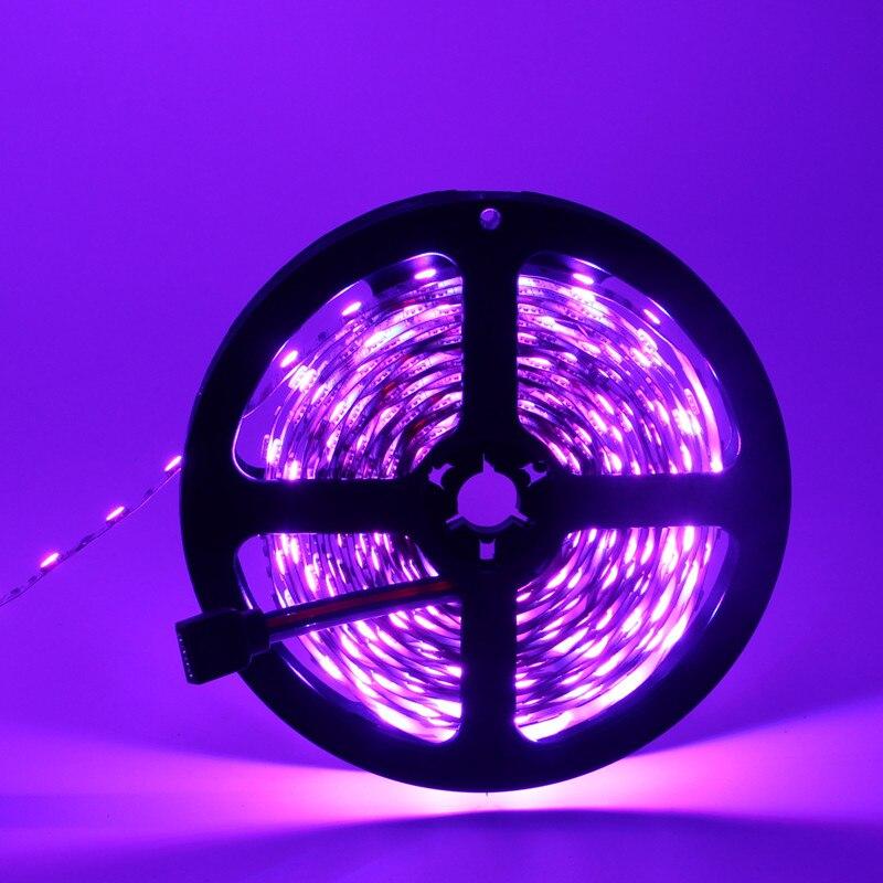 Tiras de Led fita lâmpada + poder + Led Quantidade : 60leds / m, 5meter / Roll