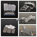 10Pcs Dental Mouth Retractor Opener With 5Pcs Dental Photography Mirrors
