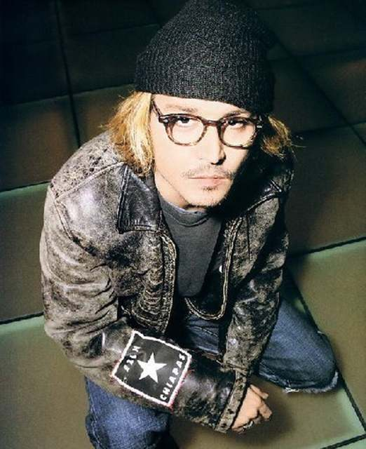00f67593c3 JackJad 2017 New Fashion Brand Johnny Depp Glasses Vintage Round Optical  Eyeglasses Myopic Glasses Frame Quality
