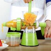 ttlife высокое качество дома поделки яблоко апельсин лимон соковыжималка руководство соковыжималка бытовой машина мороженого кухня инструменты