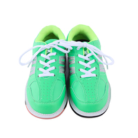 Top quality women bowling shoes girls bowling sneakers microfiber breathable Skidproof Sole Professional ladies sports sneakers