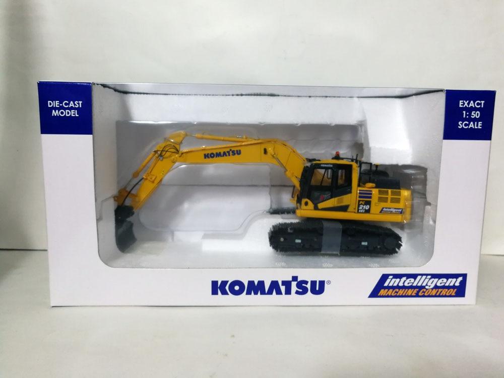 UH8123 1:50 Komatsu PC210LCI-11 с интеллигентая(ый) игрушечный экскаватор