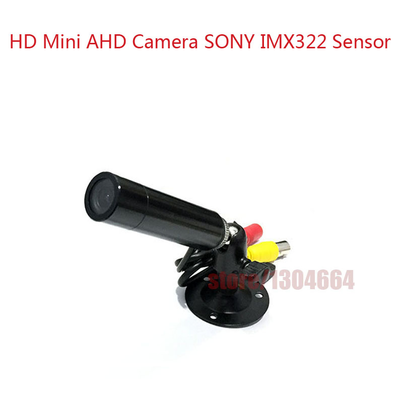NEW Mini AHD Analog High Definition Surveillance Camera 3000TVL AHD 2.0MP 1080P Sony IMX322 Sensor Low light AHD CCTV CameraNEW Mini AHD Analog High Definition Surveillance Camera 3000TVL AHD 2.0MP 1080P Sony IMX322 Sensor Low light AHD CCTV Camera
